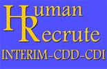 Company Logo Human Recrute