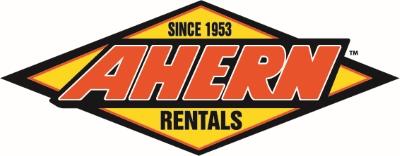 Ahern Rentals, Inc. logo