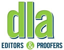 Company Logo DLA Editors & Proofers, LLC