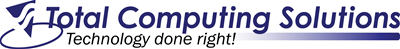 Total Computing Solutions logo