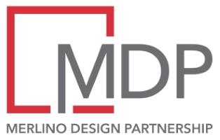 Merlino Design Partnership, Inc. logo