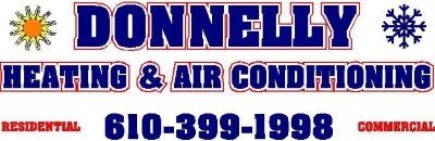 Donnelly Heating and Air Conditioning logo