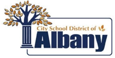 Albany City School District logo