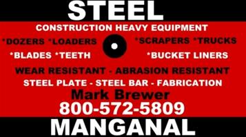 Manganal Sales