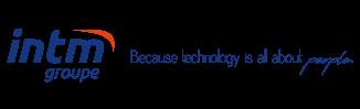 Company Logo INTM Groupe