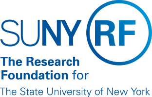 The Research Foundation fo SUNY logo