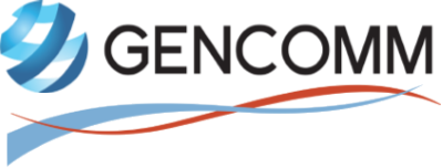 GENCOMM logo