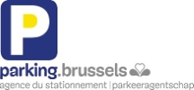 Company Logo Parking.brussels