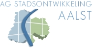 Company Logo Autonoom Gemeentebedrijf Stadsontwikkeling Aalst (AGSA)
