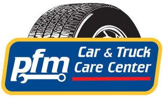 PFM Car & Truck Care logo