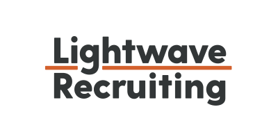 Lightwave Recruiting logo