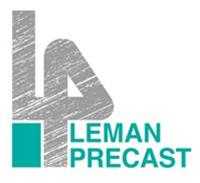 Leman Precast Concrete, Inc. logo
