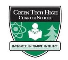 Green Tech High Charter School logo