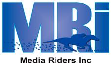 Media Riders, Inc. logo