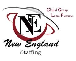 New England Staffing logo
