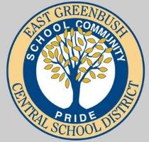 East Greenbush Central School logo