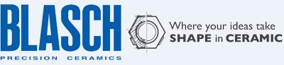 Blasch Precision Ceramics logo