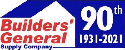 Builders' General Supply Co. logo