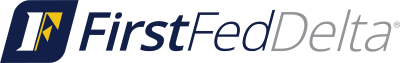 First Federal S&L of Delta logo