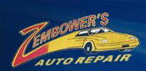 Zembower's Auto Center logo