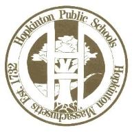 Company Logo Hopkinton Public Schools