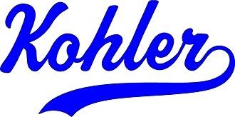 Kohler Dist logo