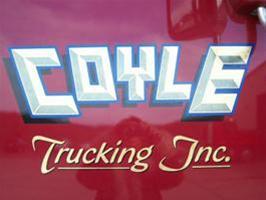 Coyle Trucking Inc logo