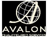 AVALON TRANSPORTATION logo