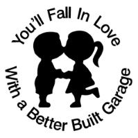 BETTER BUILT GARAGES logo