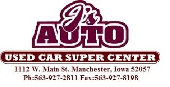 J's Auto logo