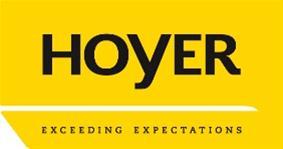Company Logo Hoyer BV