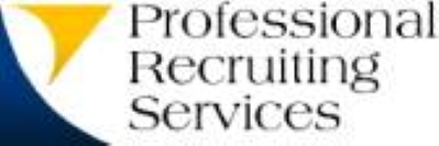 Professional Recruiting Services on behalf of Client logo