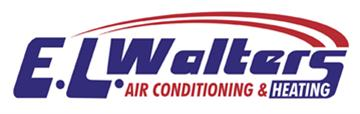 E. L. Walters Air Conditioning & Heating Inc. logo