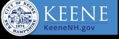 The City of Keene logo
