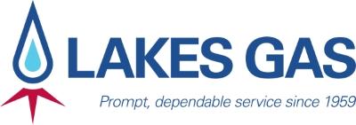 Lakes Gas Co logo