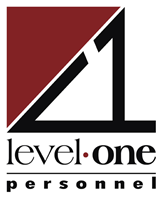Company Logo Level One Personnel