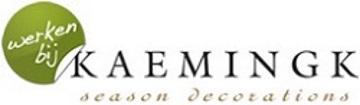 Company Logo Kaemingk Season Decorations