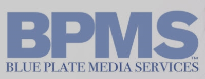 Blue Plate Media Services logo