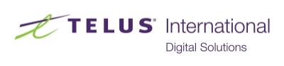 Company Logo Telus Internationa
