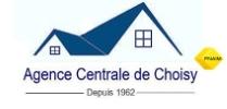 Company Logo AGENCE CENTRALE DE CHOISY