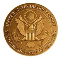 US District Court/Southern District of New York logo