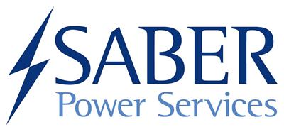 Saber Power Services logo