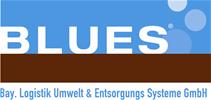 Company Logo BLUES Bay. Logistik Umwelt & Entsorgungs Systeme GmbH