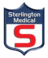 STERLINGTON MEDICAL logo