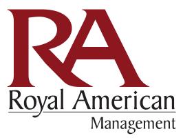 Royal American Management, Inc. logo