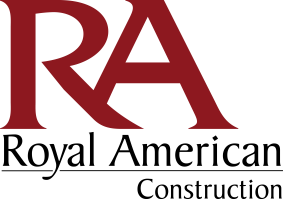 Royal American Construction logo