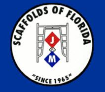 J & M SCAFFOLDS OF FLORIDA, INC. logo
