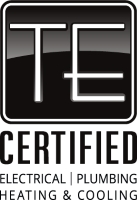 Company Logo Te Certified Electrical, Plumbing, Heating & Cooling
