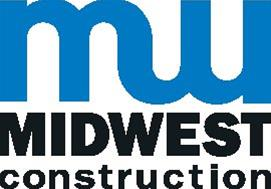 Midwest Construction Company, Inc. logo