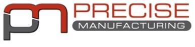 Precise Manufacturing logo